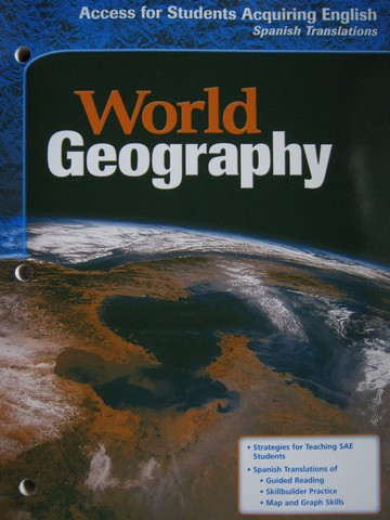World Geography Access for Students Acquiring English (P)