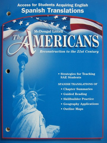 Americans Access for Students Acquiring English (P)