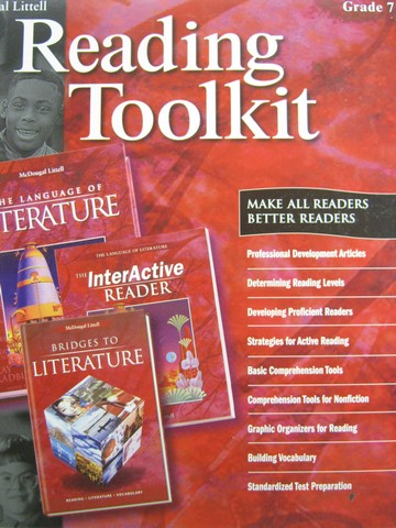 Language of Literature 7 Teacher's Media Resource (TE)(Pk)