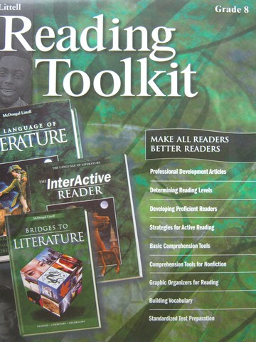 Language of Literature 8 Teacher's Media Resource (TE)(Pk)
