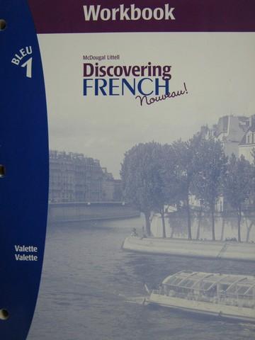 discovering french bleu answer key pdf