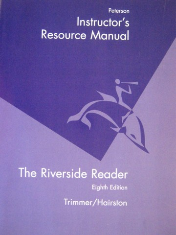 Riverside Reader 8th Edition IRM (TE)(P) by Rai Peterson