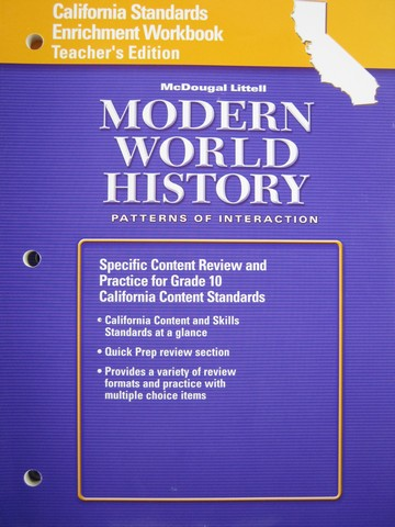 World History Patterns Of Interaction Workbook Answer Key P Amazing World History Patterns Of Interaction Answers