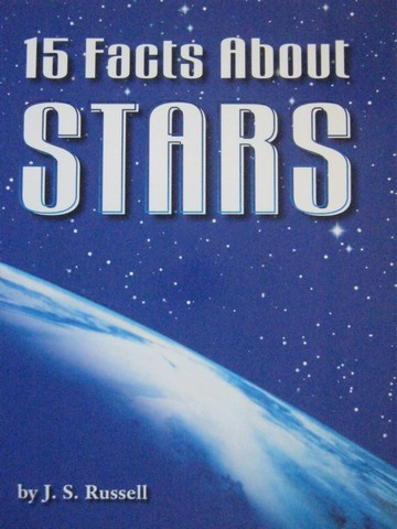 15 Facts About Stars (P) by J.S. Russell