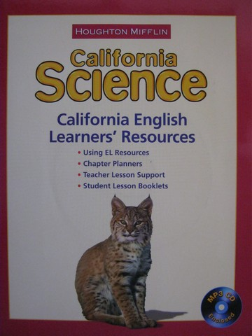 California Science 6 English Learners' Resources (CA)(P)