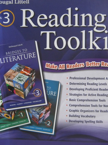 Bridges to Literature 3 Reading Toolkit (Binder)