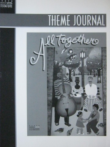 All Together Theme Journal (P)