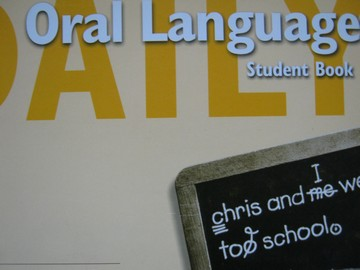 Daily Oral Language 1 Student Book (P) by Vail & Papenfuss