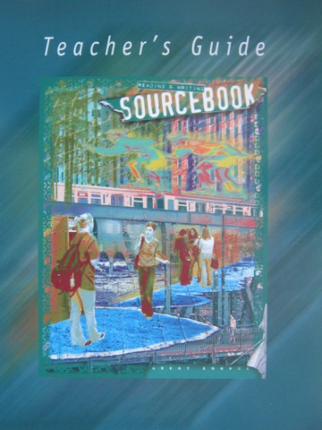 Reading & Writing Sourcebook 8 TG (TE)(P) by Pavlik & Ramsey