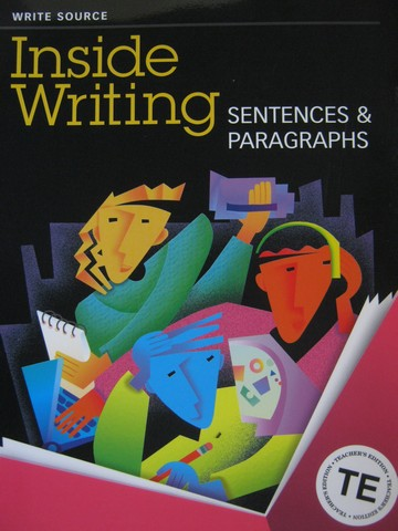 Inside Writing 10 Sentences & Paragraphs TE (TE)(P) by Kemper,