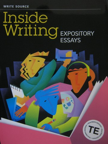 Inside Writing 10 Expository Essays TE (TE)(P) by Kemper,