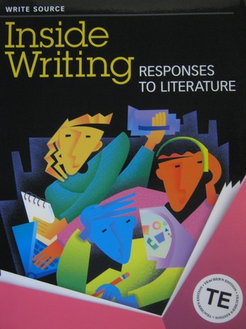 Inside Writing 10 Responses to Literature TE (TE)(P) by Kemper,