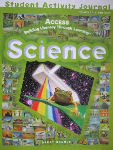 Access Science Student Activity Journal TE (TE)(P) by Duran,