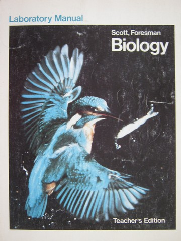 scott foresman biology laboratory manual te te p by slesnick rh textbooknbeyond com McGraw-Hill Biology 9th Edition Human Biology Sylvia Mader 12th Edition