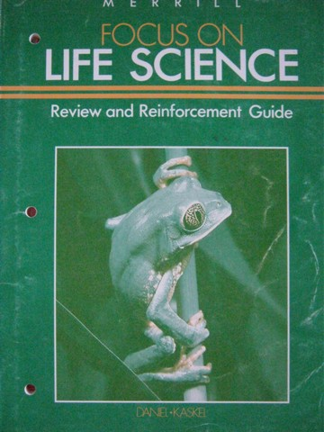 Focus on Life Science Review & Reinforcement Guide (P)