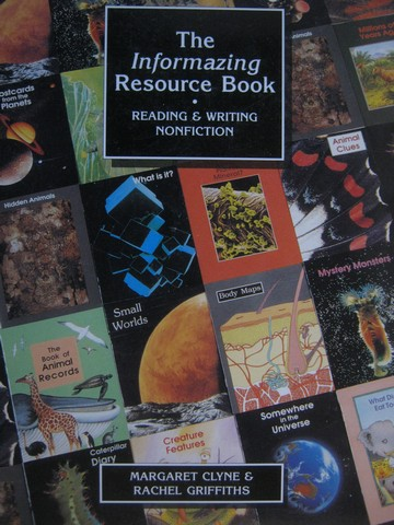 Informazing Resource Book (Spiral) by Clyne & Griffiths