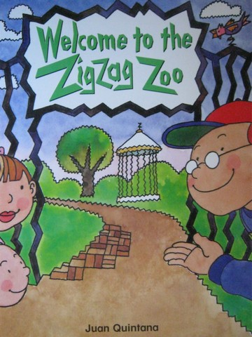 Phonics & Friends Level A Welcome to the Zigzag Zoo (P)(Big)