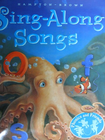 Phonics & Friends Level A Sing-Along Songs (P)(Big)