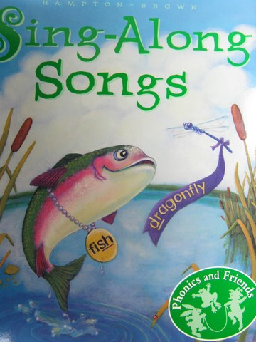 Phonics & Friends Level D Sing-Along Songs (P)(Big)