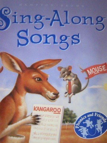Phonics & Friends Level F Sing-Along Songs (P)(Big)