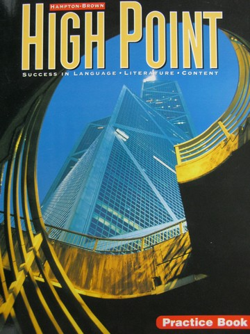 High Point Level C Practice Book (P)