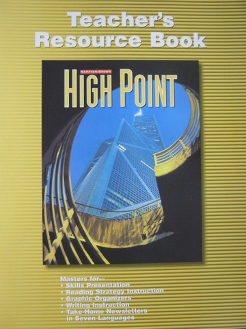 High Point Level C TRB (TE)(P)