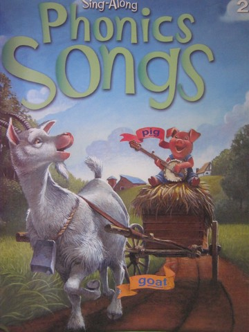 Phonics & Friends Sing-Along Phonics Songs 2 (P)(Big)