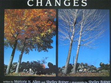 Changes (P)(Big) by Marjorie N Allen & Shelley Rotner