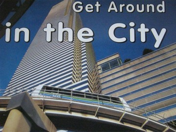 Get Around in the City (P)(Big) by Lee Sullivan Hill