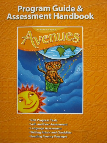 Avenues Level B Program Guide & Assessment Handbook (P)