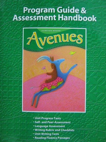 Avenues Level C Program Guide & Assessment Handbook (P)