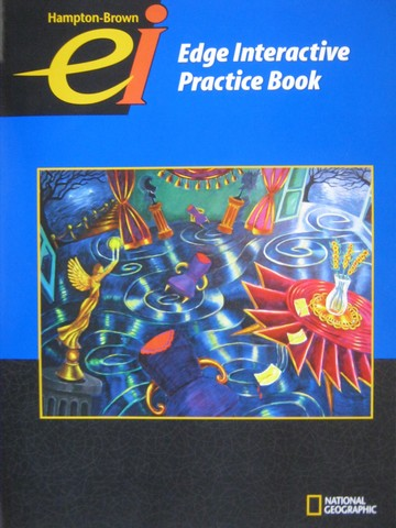 Edge Level B Interactive Practice Book (P)
