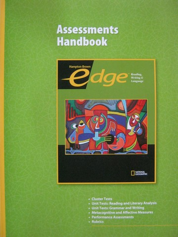 Edge Level C Assessments Handbook (P) by Moore, Short, Smith,