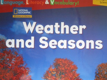 Windows on Literacy Weather & Seasons (P)(Big) by Cory Phillips