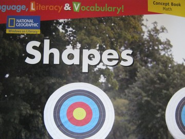 Windows on Literacy Shapes (P)(Big) by Edward Lincoln