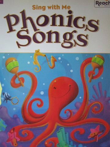 Reach into Phonics 2 Sing with Me Phonics Songs (Spiral)(Big)