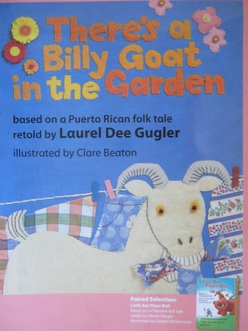 There's a Billy Goat in the Garden (P)(Big) by Laurel Dee Gugler