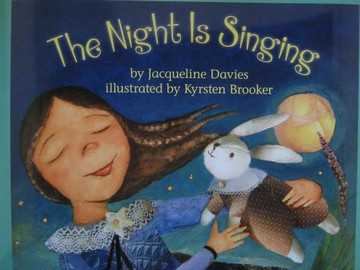 Night Is Singing (P)(Big) by Jacqueline Davies