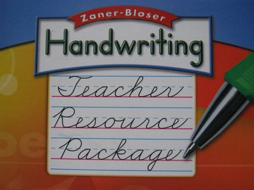 Handwriting 3 Teacher Resource Package (TE)(Box) by Steve Graham
