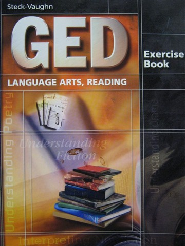 GED Language Arts Reading Exercise Book (P) by Northcutt,