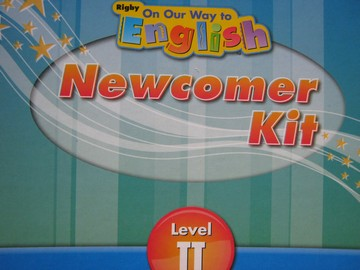 On Our Way to English 2 Newcomer Kit (Box)