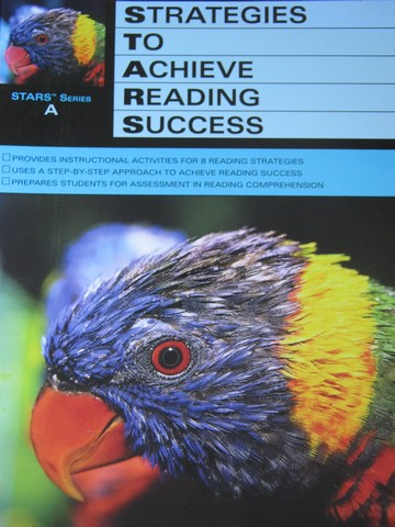 Strategies to Achieve Reading Success Book A (P)