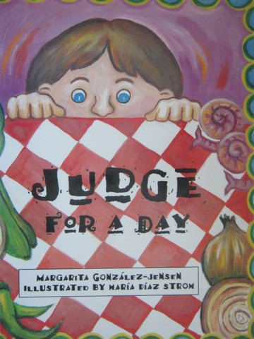 Greetings! Judge for a Day (P)(Big) by Margarita Gonzalez-Jensen