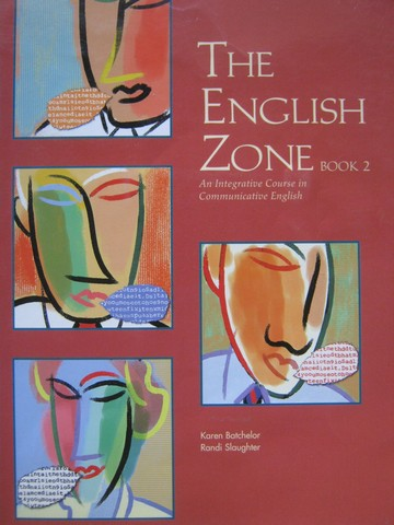 English Zone Book 2 (P) by Karen Batchelor & Randi Slaughter