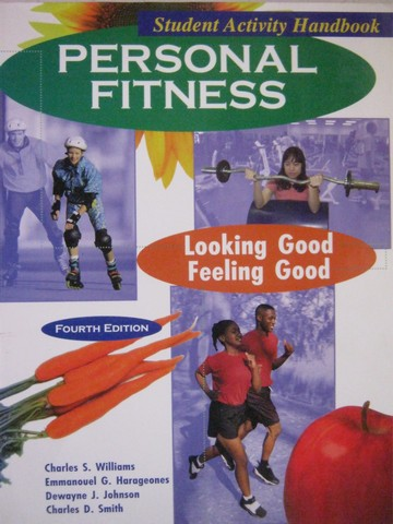 Personal Fitness 4th Edition Student Activity Handbook (P)