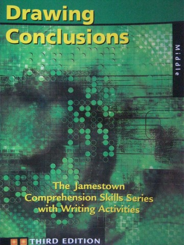 Drawing Conclusion 3rd Edition for Middle School (P)