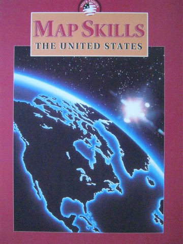Map Skills The United States (P) by Elspeth Leacock