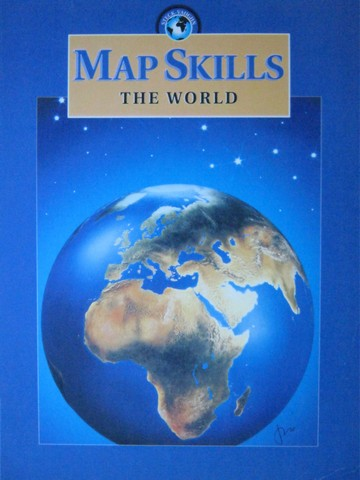 Map Skills The World (P) by Elspeth Leacock
