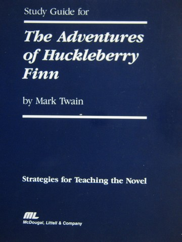 Adventures of Huckleberry Finn Study Guide (P)