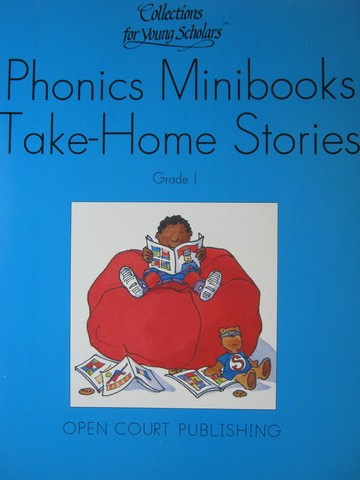 Collections for Young Scholars 1 Phonics Minibooks (P)